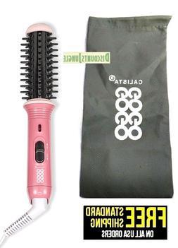 Calista Tools Pro Grip GoGo Mini Round Hot Brush Hair Heated