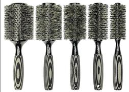 touche boar reinforced bristle rounder hair brush