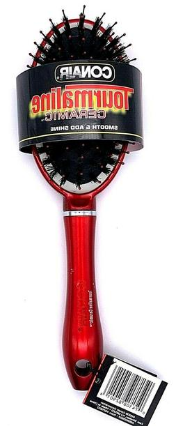 Conair Tourmaline Brush, Red