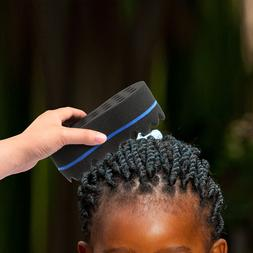 Unisex Wave Barber Sponge Hair Brush  Dreads Afro Locs Twist