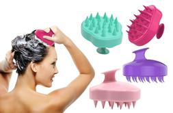 US SELLER | Hair Care Soft Massage Hair Brush Body Combs Sha