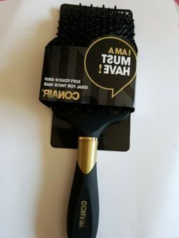 Conair Velvet Touch Paddle Hair Brush