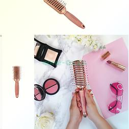Lily England Vent Brush Hair Brush - Rose Gold