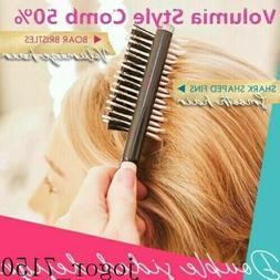 Volumia Style Comb - Instant Hair Volumizer Comb Combing Bru