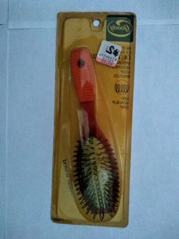 VTG NOS GOODY RUBBER CUSHIONED DETANGLER HAIR BRUSH  #8202 S