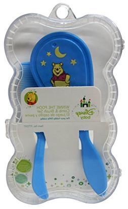 Winnie The Pooh Comb & Brush Set