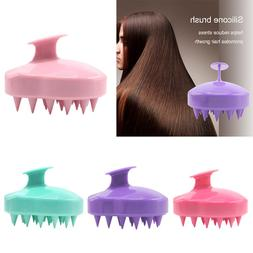 Women <font><b>Hair</b></font> Scalp Massage Comb 4 Colors H