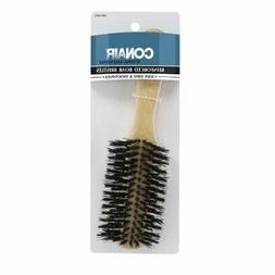 Conair Wood Brush with Mixed Boar Bristles, Flair