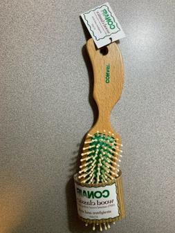 Conair Wood Massage Brush, 2.4 Ounce