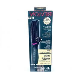 Revlon XL Hair Straightening Heated Styling Brush - Model RV