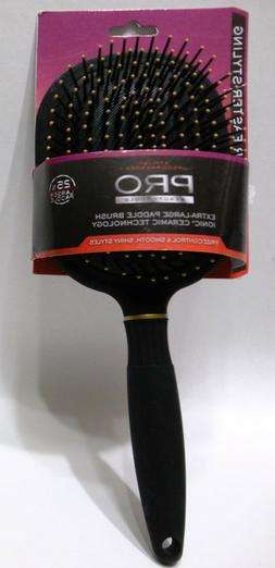 Pro Beauty Tools XL Paddle Professional Frizz Control Hair B